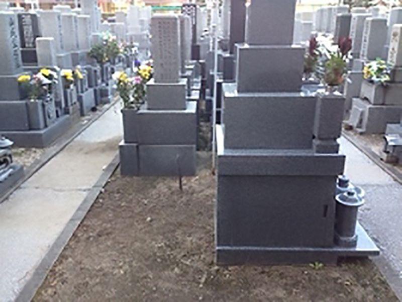 専光寺墓苑の空き区画