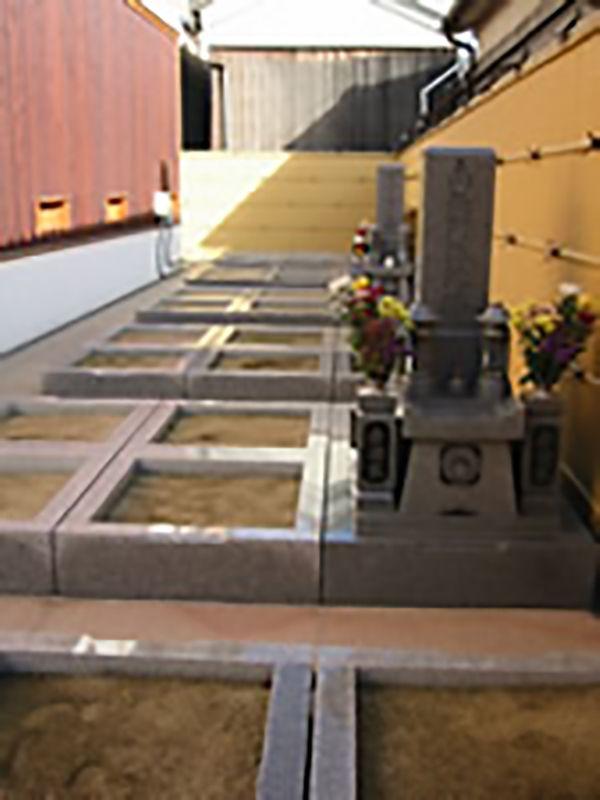 永福寺墓地