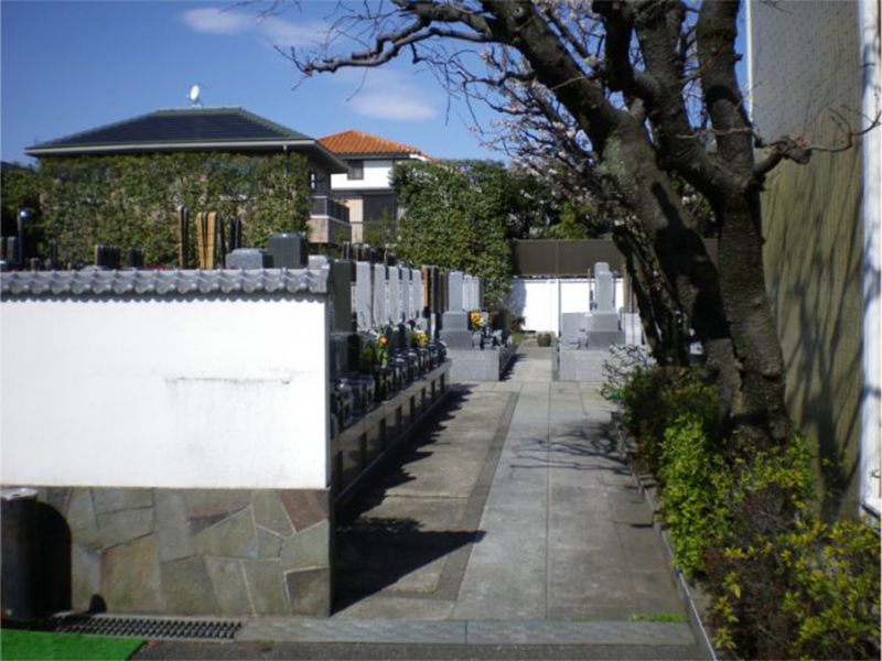 妙見寺五本木墓苑