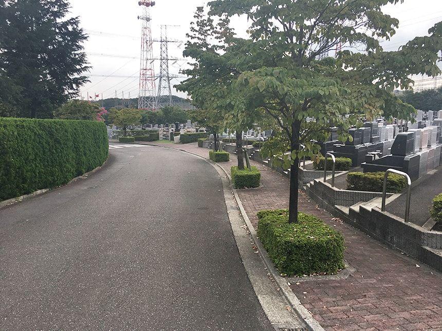 東京多摩霊園19