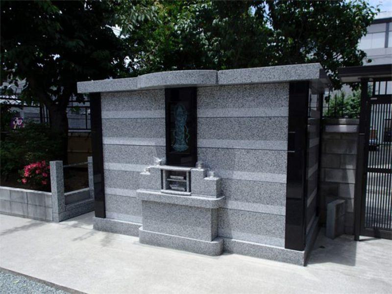 隅田川せせらぎ霊園 後継者不要の永代供養墓