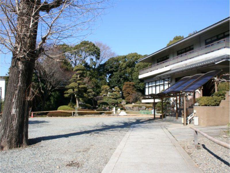 日蓮宗 八幡山 法蓮寺