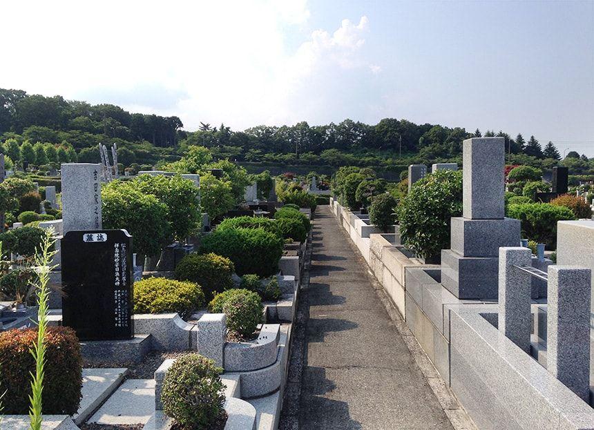 東京霊園15