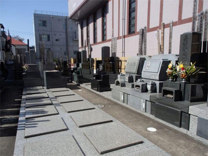 長安寺墓苑