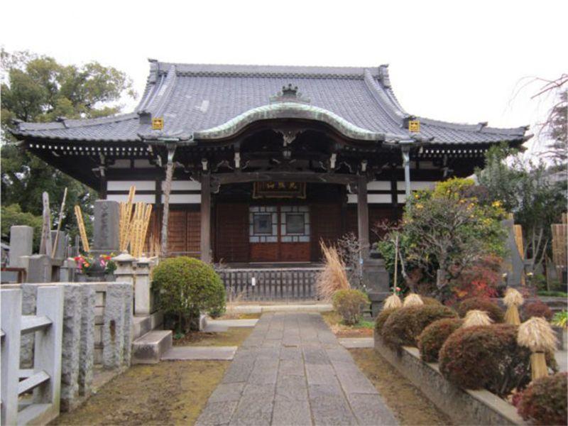 感應寺 「永代納骨堂」