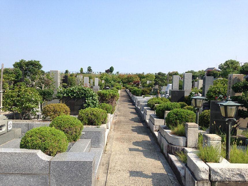 東京霊園17