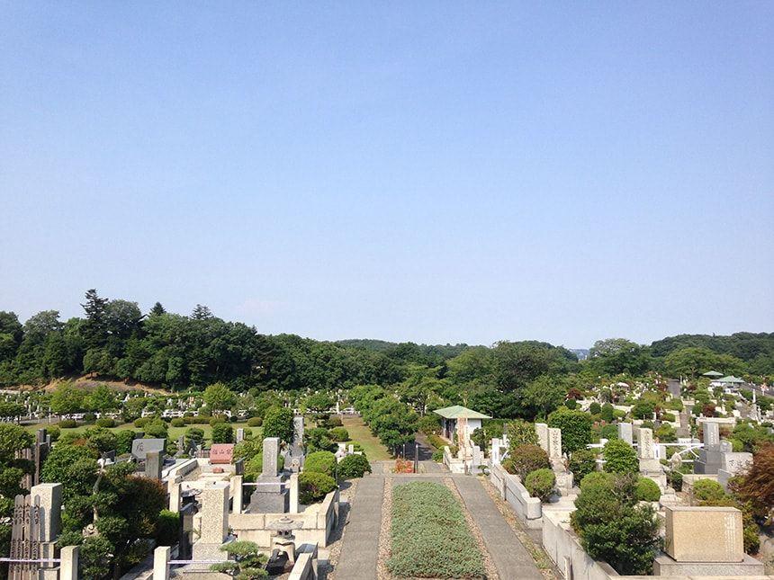 東京霊園18