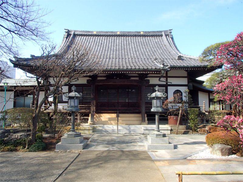 無量寺墓苑
