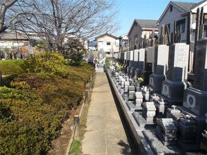 足立区(東京都)のお墓・霊園・墓地