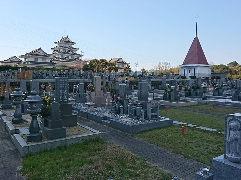 湯浅町営 湯浅霊苑墓地