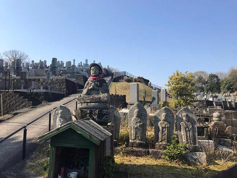 総社市営 新長砂墓地