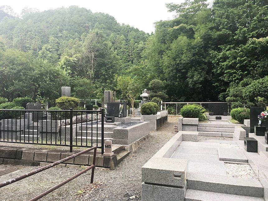 高尾霊園15