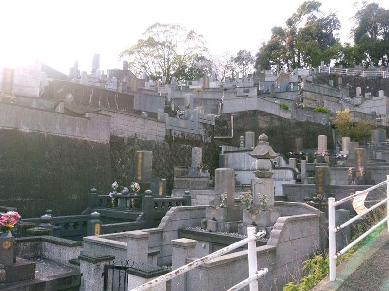 長崎市営 住吉墓地