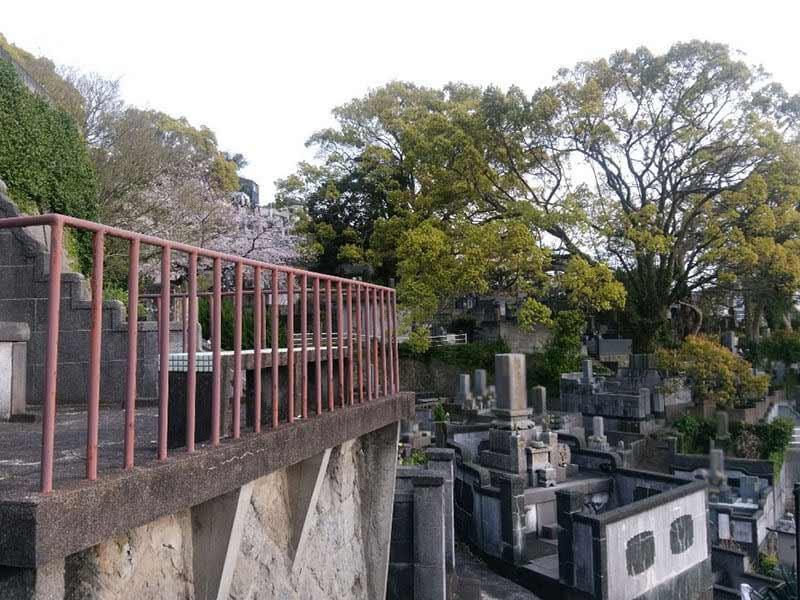 長崎市営 坂本国際墓地