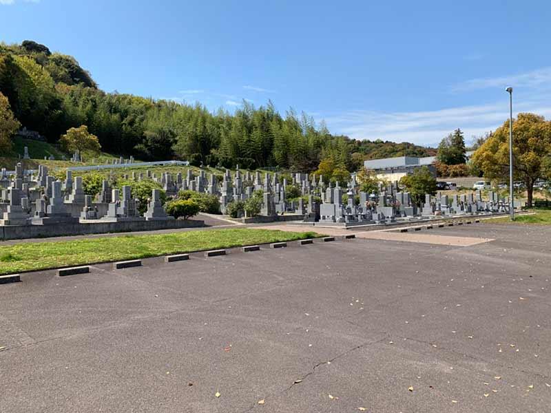 竹林の里墓地公園