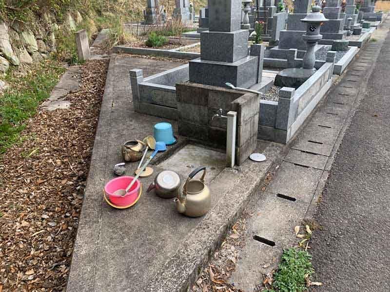 さぬき市営 北野間墓地公園