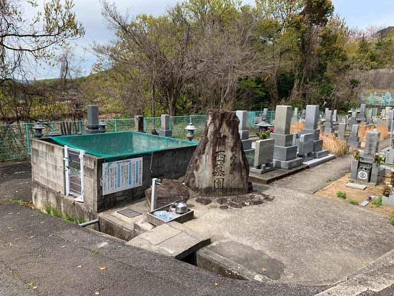 高松市川西公園墓地