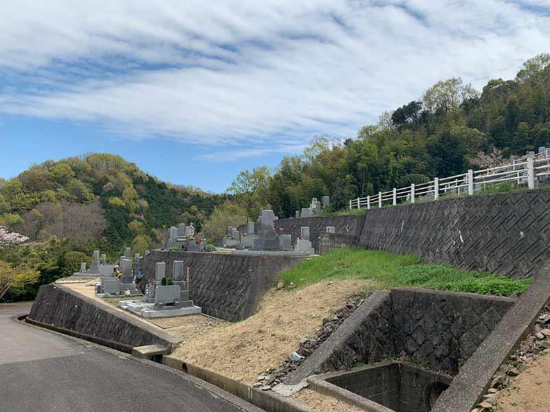 さぬき市営 鶴羽霊園