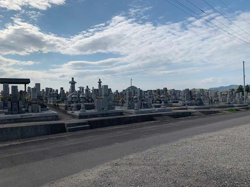 さぬき市営 尾崎墓地公園