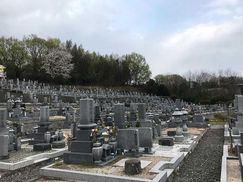 倉敷市営 玉島公園墓地