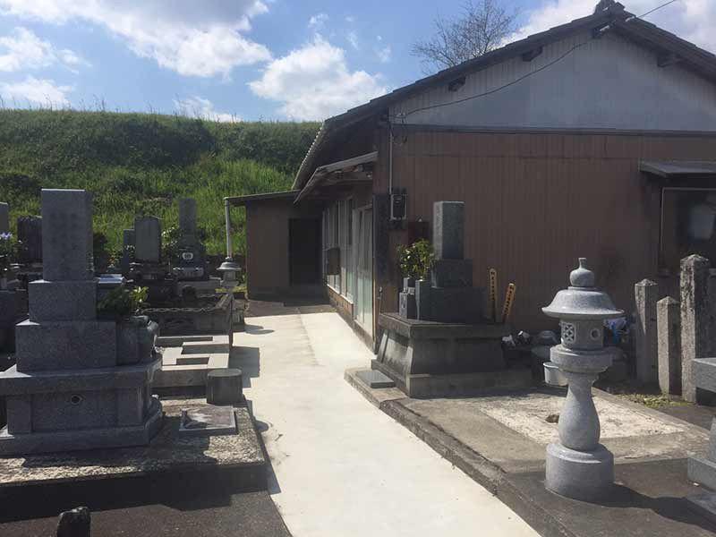 阿波市営 医王寺墓地