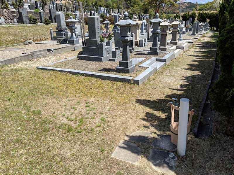 米子市営南公園墓地