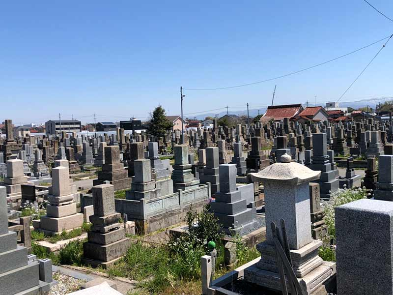 小松市営墓地