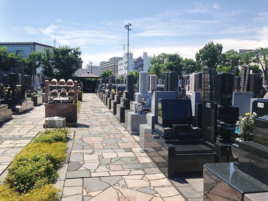 高島平霊園6