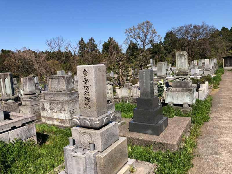 あわら市営墓地