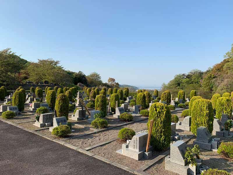 新居浜市第3平尾墓園
