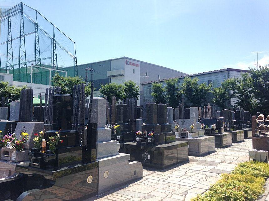 高島平霊園16