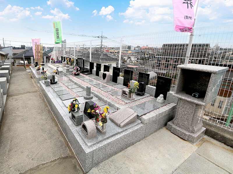 墓友葬聖地苑 永代供養墓