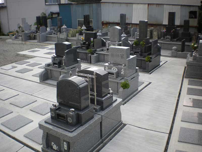 しもかぬき墓苑