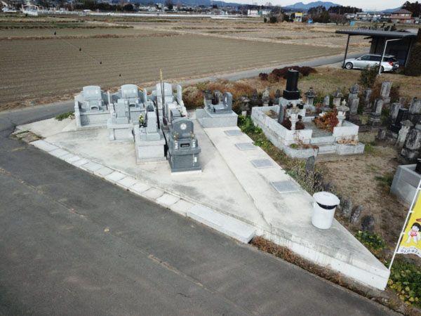 青梨子南共同墓地