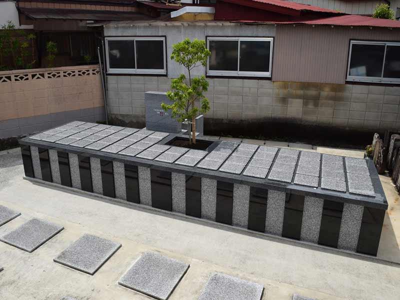 石原町本郷共同墓地