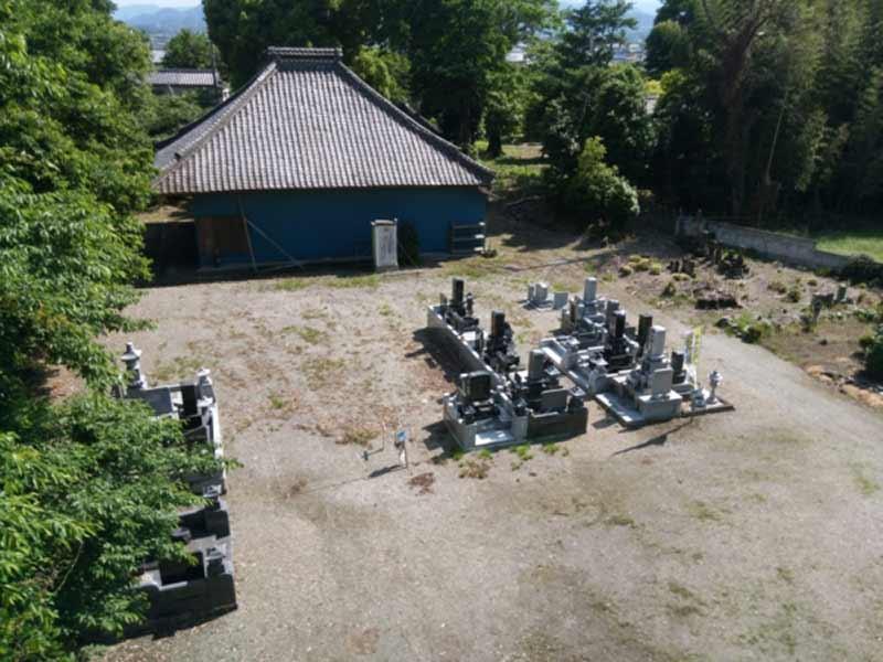 千手寺墓地