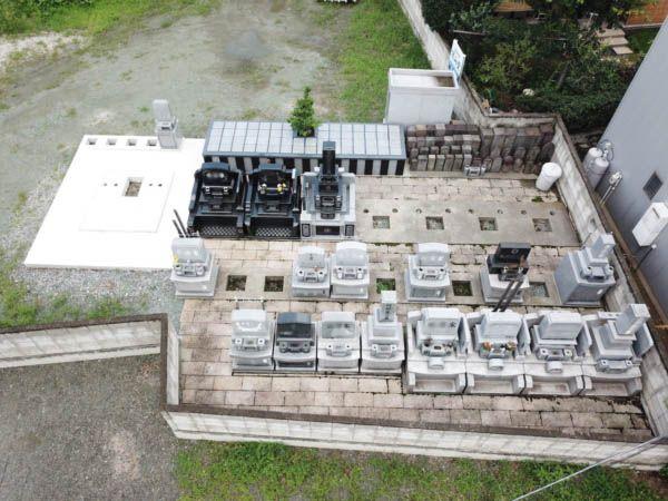 前橋東墓地
