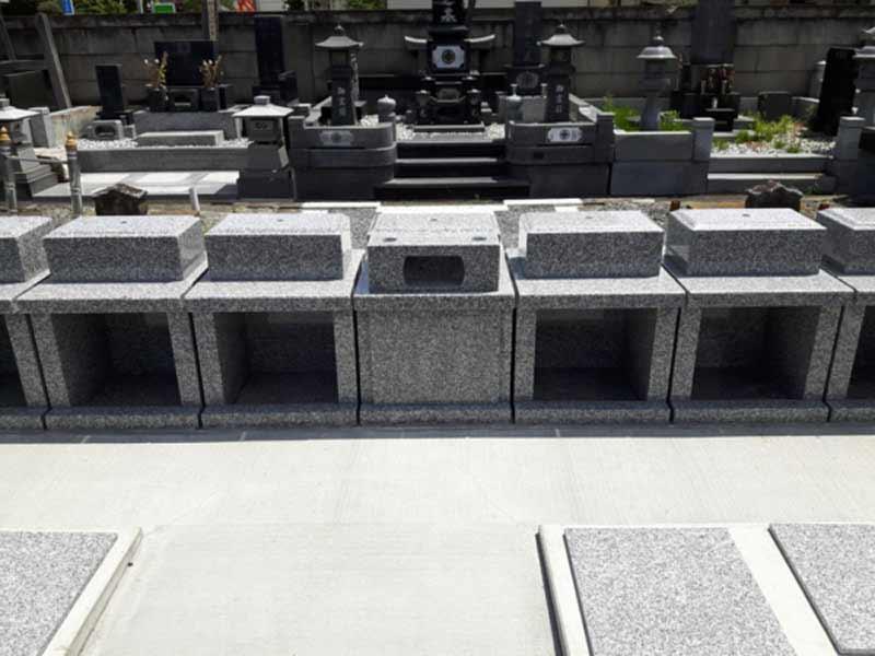 椿森共同墓地