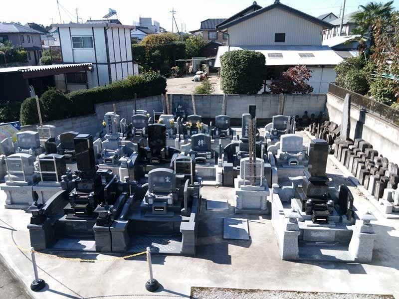 東貝沢共同墓地
