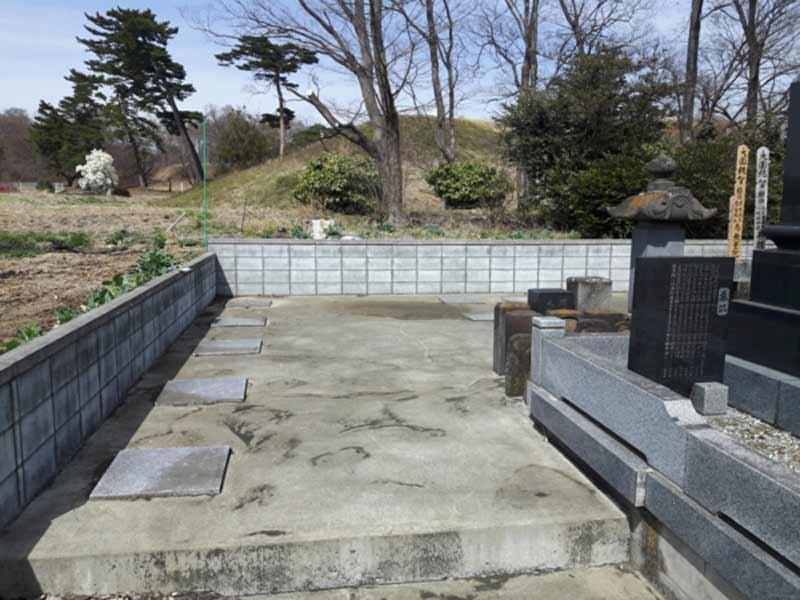二子山共同墓地