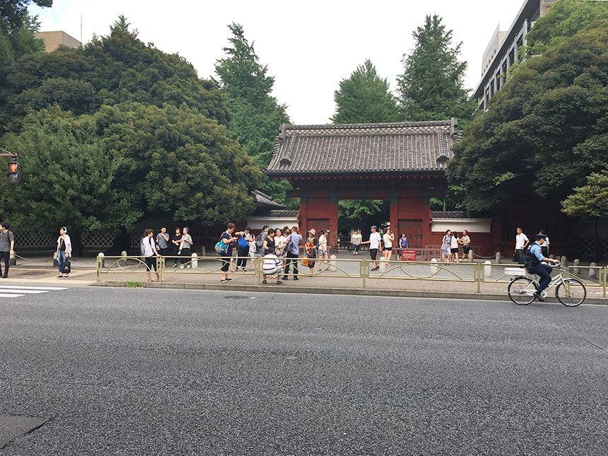 本郷赤門前霊園3