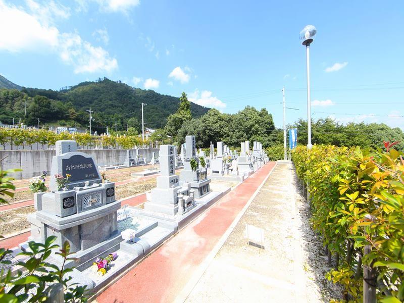 広島墓園 第三墓地