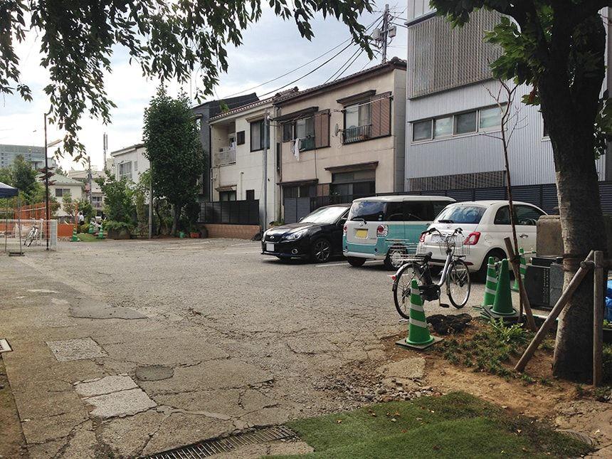 本郷赤門前霊園8