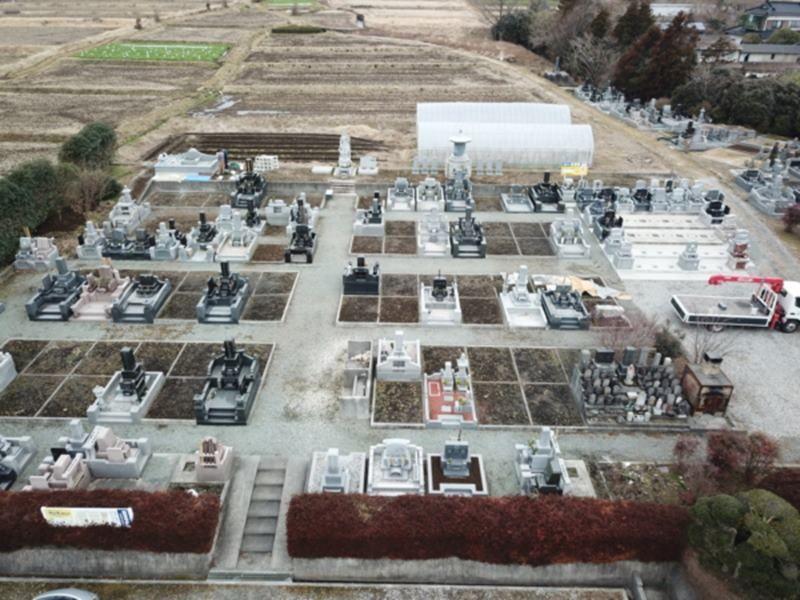 龍宝寺霊園 樹木葬