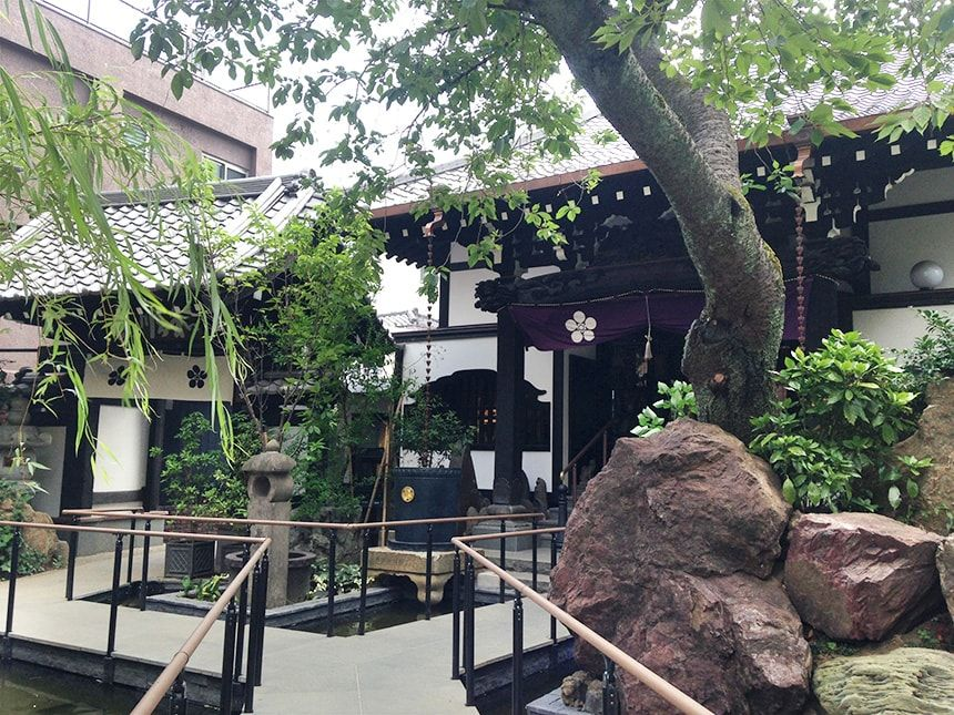 本郷赤門前霊園13