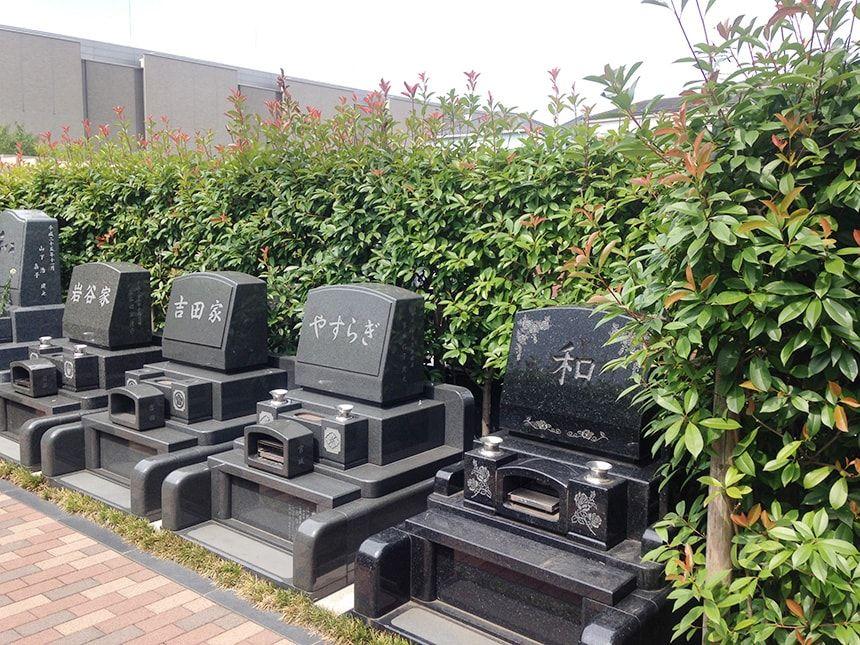 上石神井霊園13