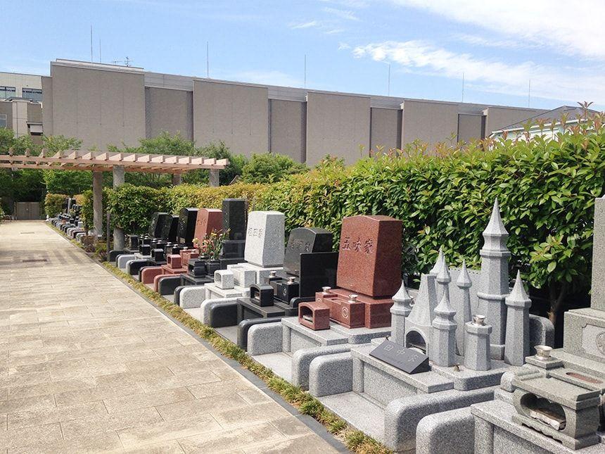 上石神井霊園14