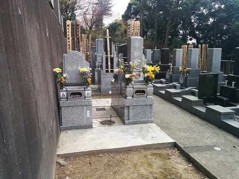 般若院 和型・洋型墓石