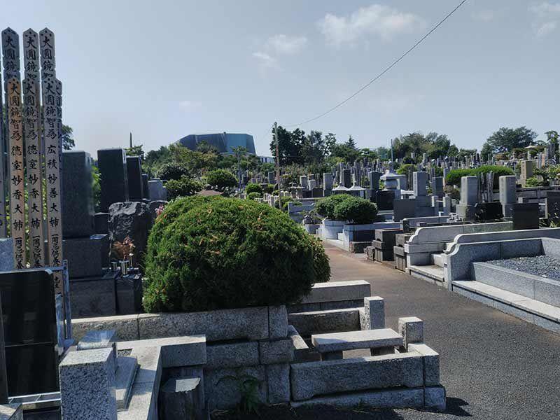 大本山 總持寺(総持寺) 一般墓域