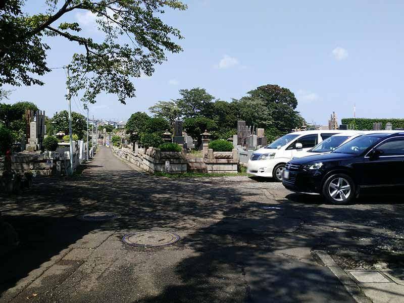大本山 總持寺(総持寺) 駐車スペース